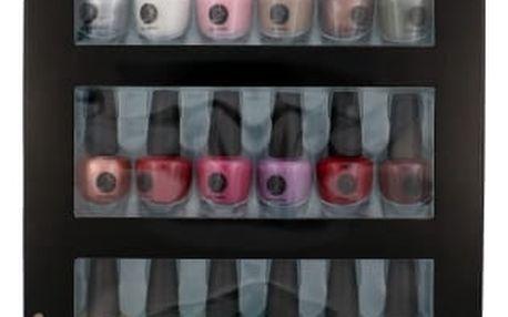 2K Let´s Get Colourful! dárková kazeta pro ženy lak na nehty 18x 3,5 ml