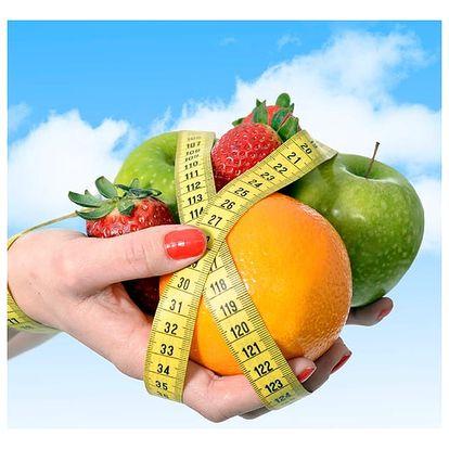 Online sestavení hubnoucího jídelníčku na 3 měsíce (neobsahuje žádné doplňky stravy).