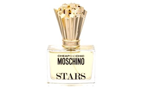 Moschino Cheap And Chic Stars 50 ml parfémovaná voda pro ženy
