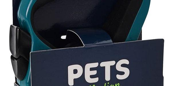 Vodítko pro psa tmavě zelená, 5 m2