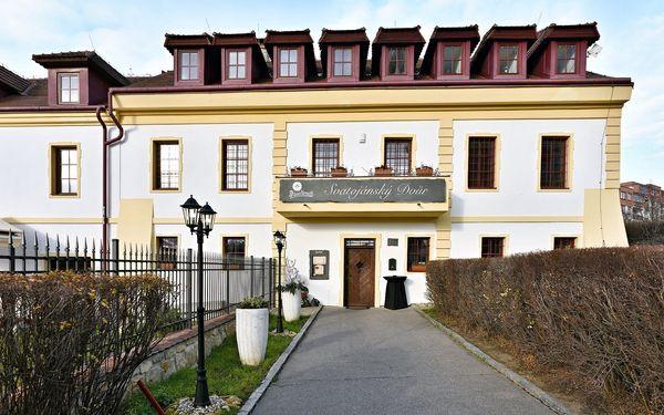 Restaurace a Hotel Svatojánský Dvůr