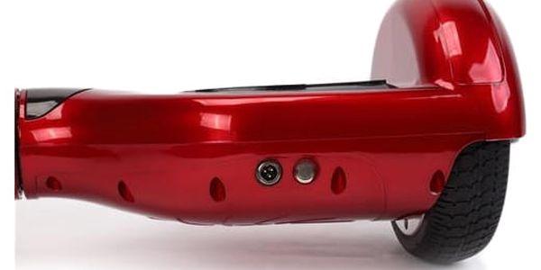 Kolonožka Standard - červená + dárek Reflexní sada 2 SportTeam (pásek, přívěsek, samolepky) - zelené v hodnotě 58 Kč + DOPRAVA ZDARMA4
