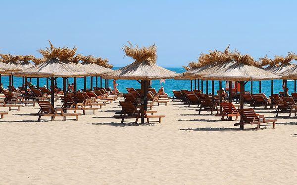 Bulharsko Slunečné pobřeží Cacao Beach, apartmány pro 2 až 6 osob..., vlastní doprava, bez stravy3