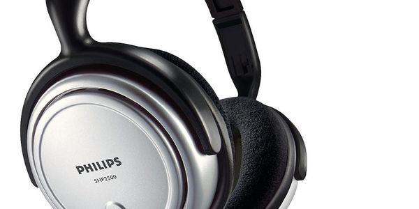 Sluchátka Philips SHP2500 (SHP250010) černá/šedá5