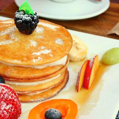 Skvělý start: lehká, sladká či anglická snídaně