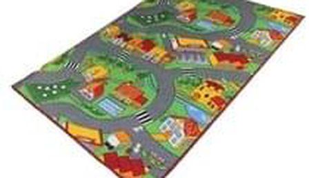Kusový koberec Little Village 90 140x200