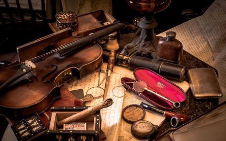 LARP hra – Vyřešte vraždu v domě Smithových