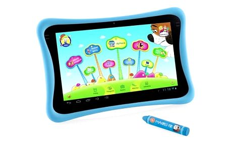 """Dotykový tablet GoGEN MAXPAD9 G4P 9"""", 8 GB, WF, Android 4.4 (MAXPAD9G4B) modrý Software F-Secure SAFE, 3 zařízení / 6 měsíců v hodnotě 979 Kč + DOPRAVA ZDARMA"""