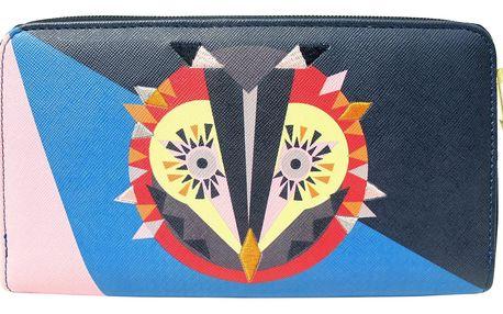Disaster Designs barevná peněženka Dakota Owl