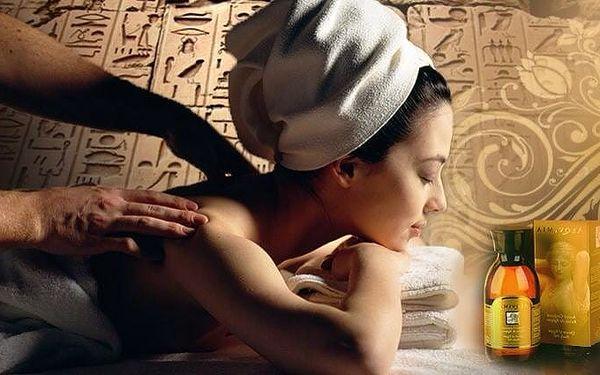 Orientální masáže od rodilého Egypťana: na výběr 4 hodinové procedury4