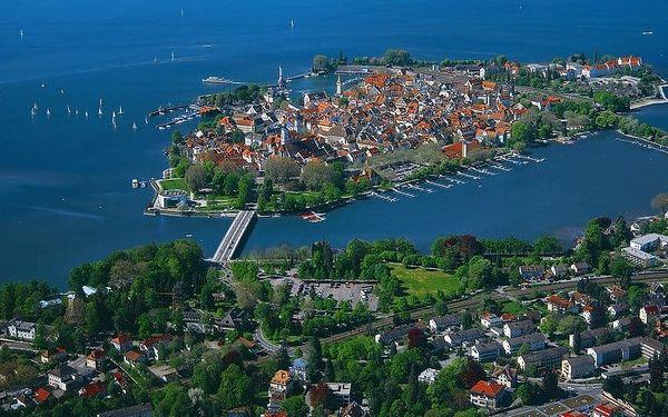 Lichtenštejnské knížectví + město Bregenz v Rakousku a Lindau v Německu, 3denní výlet z Prahy pro 1 osobu4