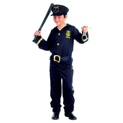 Kostým policista dětský