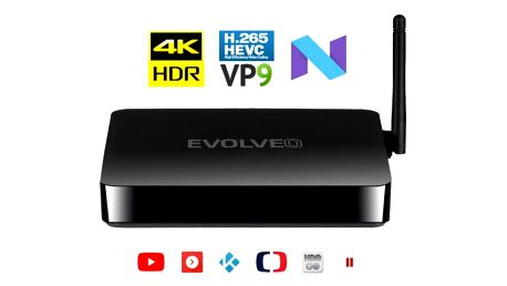 EVOLVEO MultiMedia Box M4