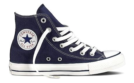 Kotníkové boty Converse CHUCK TAYLOR ALL STAR Core Blue 40