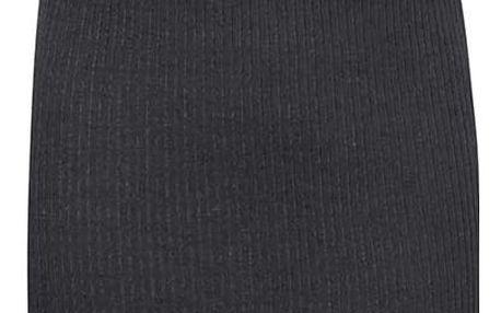 Tmavě šedé holčičí šaty LIMITED by name it Rabine
