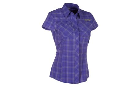 Dámská technická košile KILPI GALLINERA I. Fialová 36