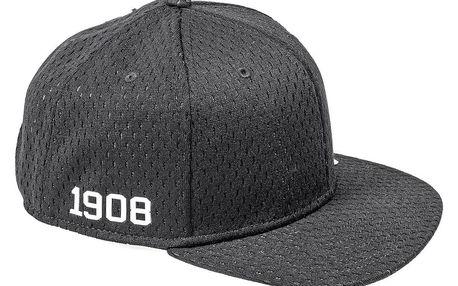 Kšiltovka Converse Athletic mesh snapback černá