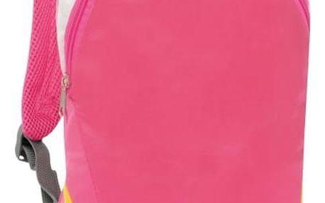 Dětský batoh Regatta EK013 ZEPHYR DAYPACK Parrot(Pink)