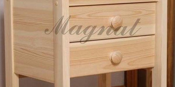 Noční stolek IDA - bezbarvý2