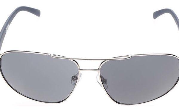 Černé pánské sluneční brýle Dice3