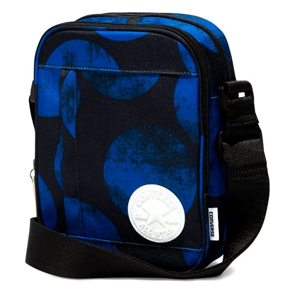 Taška Converse Poly cross body modrá/černá