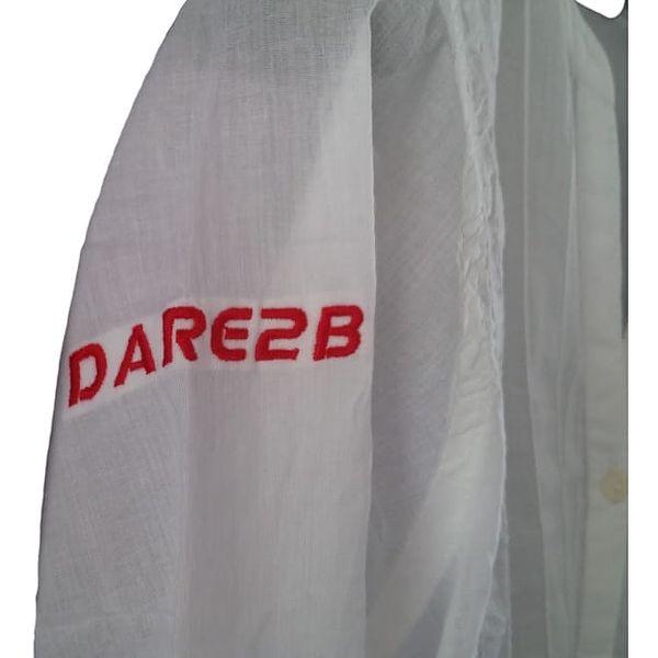 Dámská lehká halenka Dare2B SVDWS303 MADISON White 423