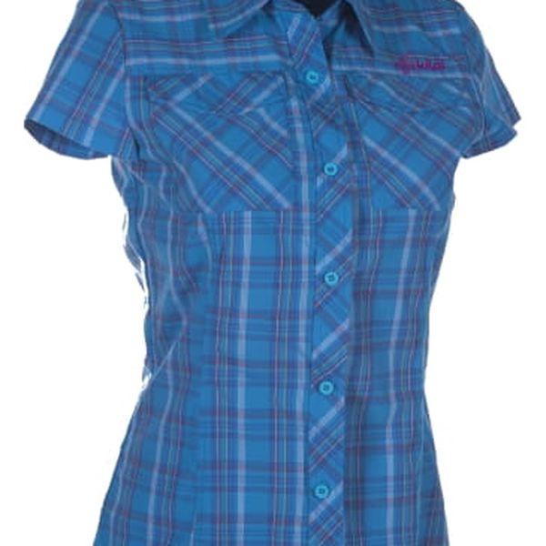 Dámská technická košile KILPI GALLINERA I. Modrá 40