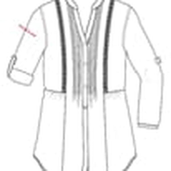 Dámská lehká halenka Dare2B SVDWS303 MADISON White 424