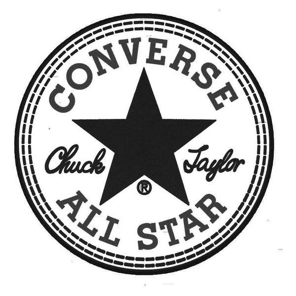 Nízké boty Converse CHUCK TAYLOR ALL STAR Core Black 413