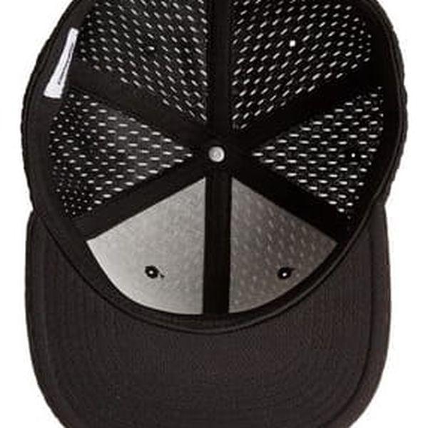 Kšiltovka Converse Athletic mesh snapback černá2