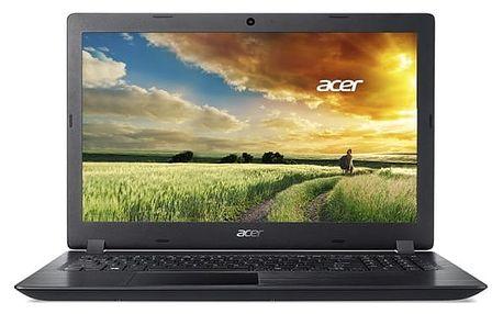 Notebook Acer 3 (A315-31-C4YJ) (NX.GNTEC.011) černý + DOPRAVA ZDARMA