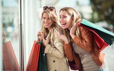 Výlet na nákupy v Drážďanech či Weidenu s návštěvou aquaparku