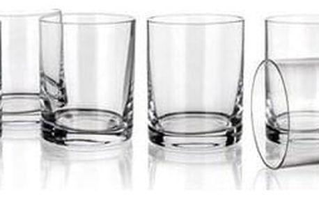 Banquet Crystal Sada sklenic na whisky Degustation 320 ml, 6 ks
