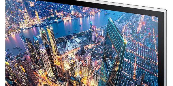 Monitor Samsung U28E590 (LU28E590DS/EN) černý Software F-Secure SAFE, 3 zařízení / 6 měsíců v hodnotě 979 Kč + DOPRAVA ZDARMA2