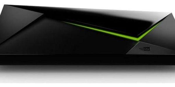 Herní konzole NVIDIA SHIELD TV + dálkové ovládaní3