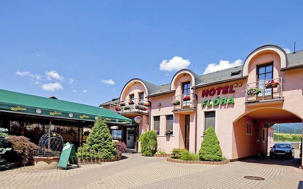 Hotel Flóra Bešeňová