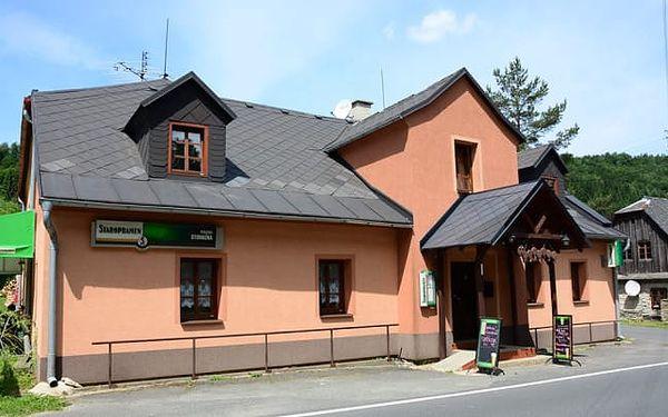 Penzion Stonožka