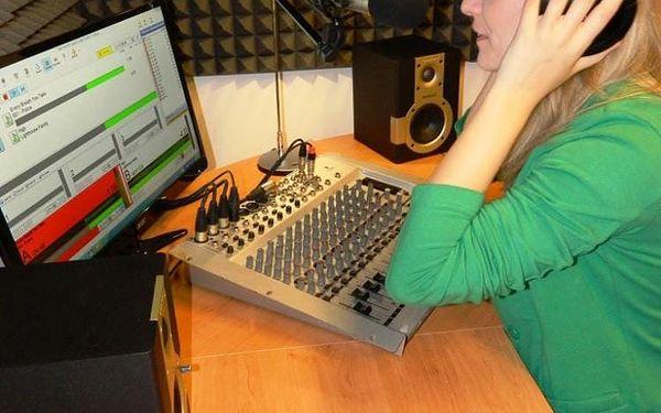 Staň se moderátorem rádia3