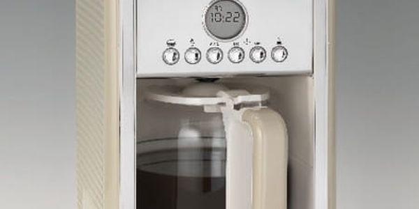 Kávovar Ariete Vintage ART 1342/03 krémový3