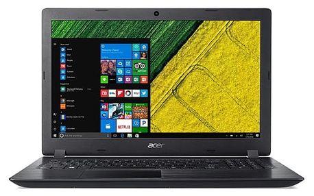 Notebook Acer 3 (A315-21-22S3) (NX.GNVEC.005) černý + DOPRAVA ZDARMA