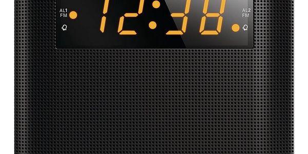 Radiobudík Philips AJ3200 černý5
