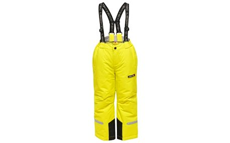 Dětské lyžařské kalhoty LEGO® Wear PILOU 770 Žlutá 134
