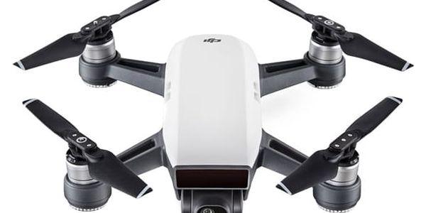 Dron DJI Spark Fly More Combo (DJIS0200C) bílý + DOPRAVA ZDARMA