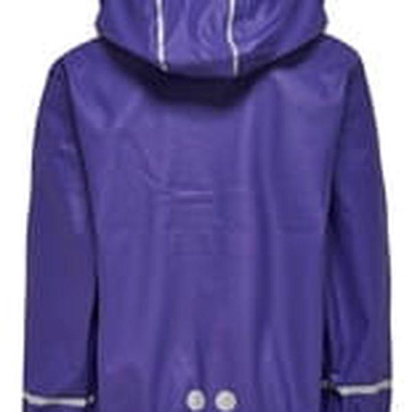 Dívčí bunda do deště LEGO® Wear JAMAICA 102 Fialová 1342