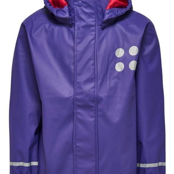 Dívčí bunda do deště LEGO® Wear JAMAICA 102 Fialová 134