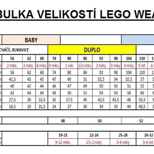 Dívčí bunda do deště LEGO® Wear JAMAICA 102 Růžová 1164
