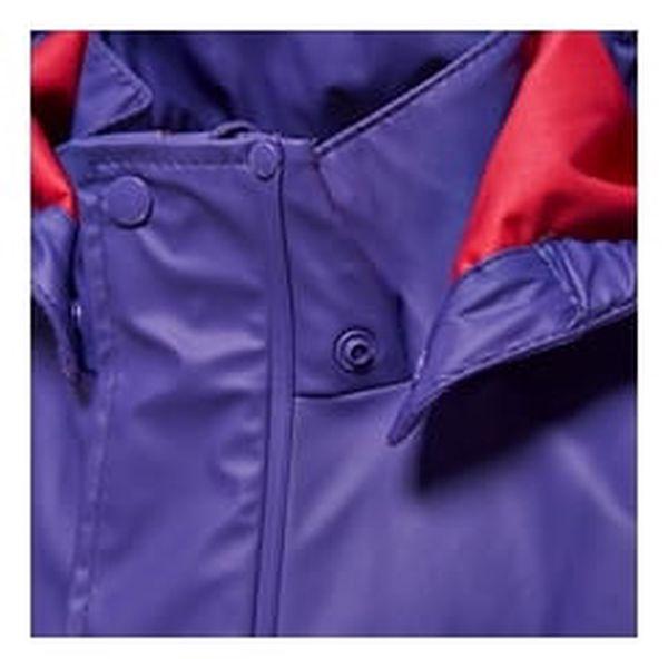 Dívčí bunda do deště LEGO® Wear JAMAICA 102 Fialová 1343
