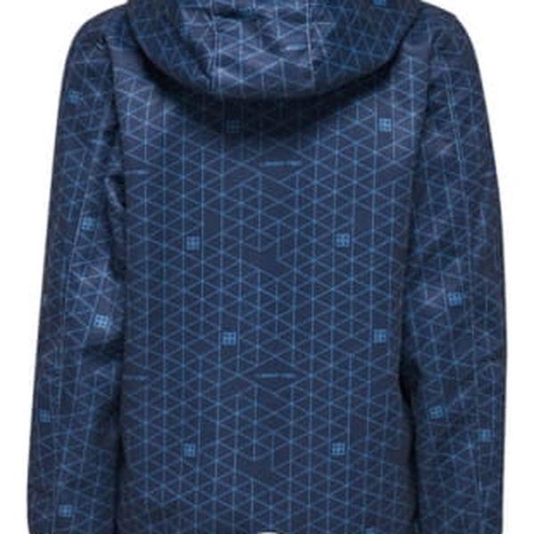 Chlapecká softshellová bunda LEGO® Wear SAXTON 774 Modrá 1524