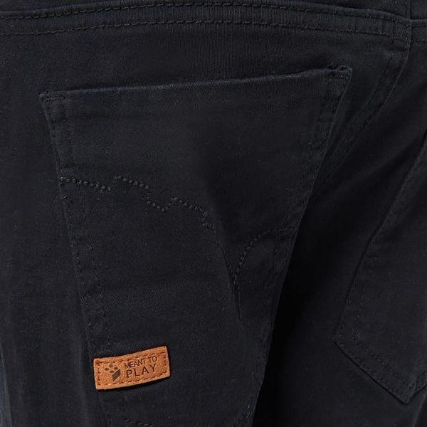 Chlapecké kalhoty LEGO® Wear CREATIVE 706 Černá 1524