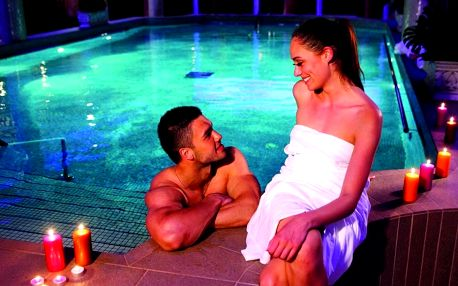 Jednodenní romantika ve SPA Aquapalace Praha - Luxusní dárkové balení